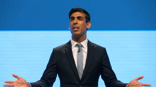 Rishi Sunak will deliver his Budget and Spending Review in Parliament today.