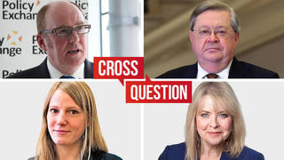 Cross Question with Iain Dale 27/10