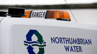 Northumbrian Water has admitted illegally dumping raw sewage in a stream in 2017.