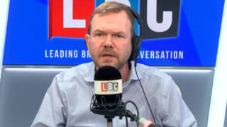 'People like you are still talking twaddle': James O'Brien's furious clash with Brexit-voter