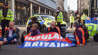 Insulate Britain activists told a court they felt 'bullied' by the legal system