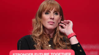 A man has been sentenced for sending Angela Rayner a threatening email