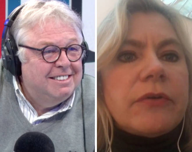 Justine Greening told Nick Ferrari how a second referendum could be held