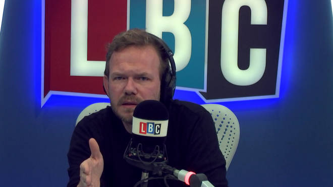 James O'Brien focussed