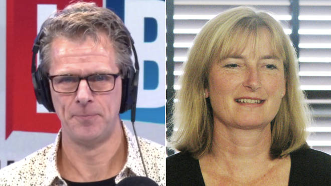 Andrew Castle tells Tory Remainer Dr Sarah Wollaston that the EU will punish the UK for staying part of the union.