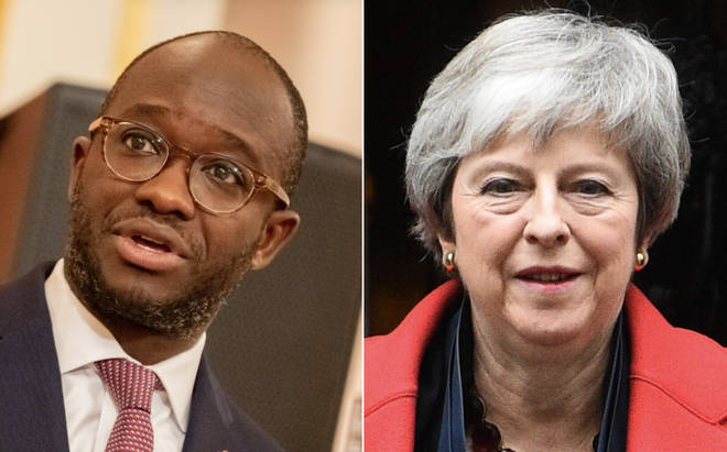 """Sam Gyimah says Theresa May's Brexit deal """"isn't a deal"""""""