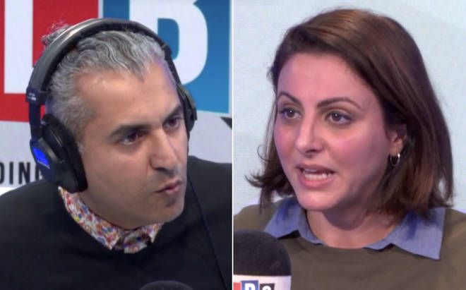 Maajid Nawaz interviews a child genocide survivor Taban Shoresh