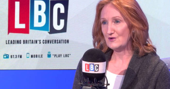 Suzanne Evans called for Nigel Farage to join her in quitting the party