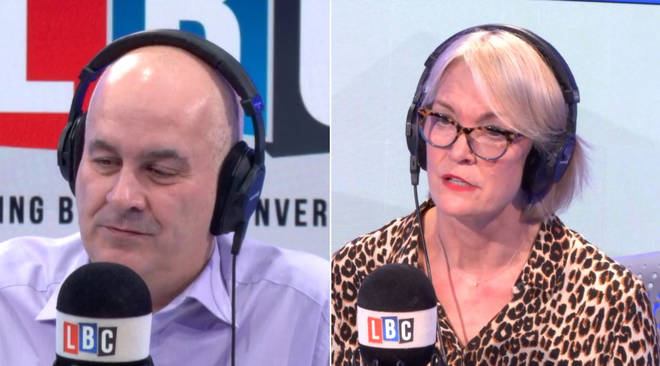 Iain Dale Margot James