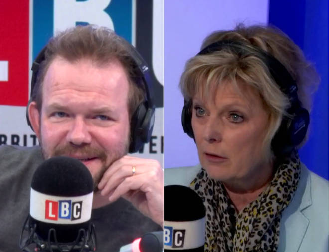 James O'Brien had a fascinating conversation with Anna Soubry