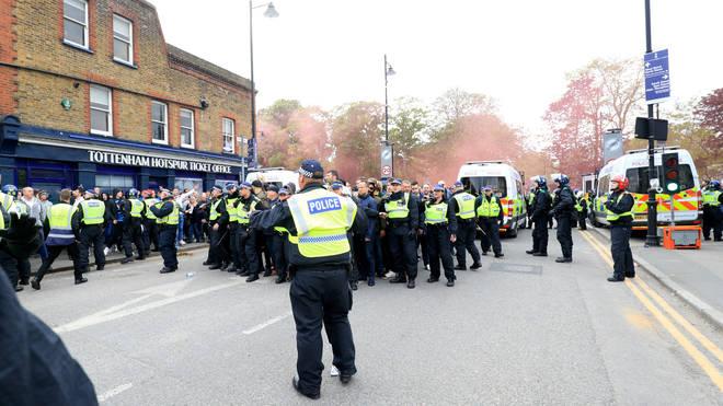 Tottenham police