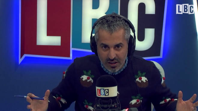 Maajid Nawaz said it was not constructive to call rational debate racist