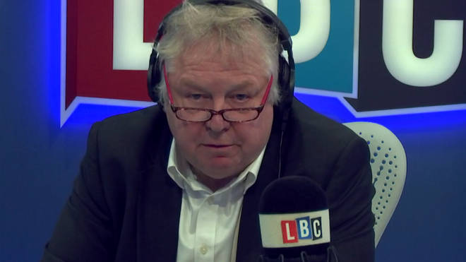 Nick Ferrari couldn't get a word in when John and Jay clashed on air