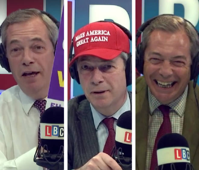 The best of The Nigel Farage Show 2017