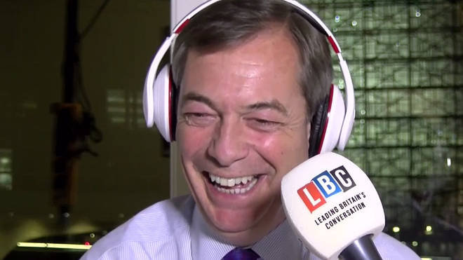 "Nigel Farage was described as the  ""most influential politician in the last 20 years"""