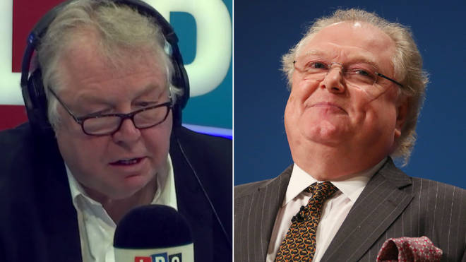 Lord Digby Jones had strong words when he spoke to Nick Ferrari