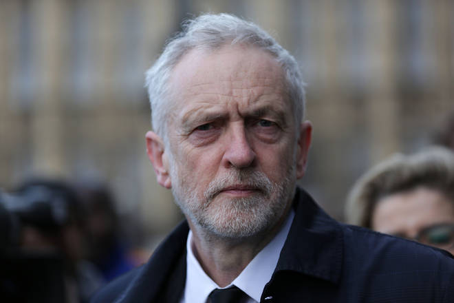 Jeremy Corbyn calls for a no-confidence vote in Theresa May for delaying the 'meaningful vote'