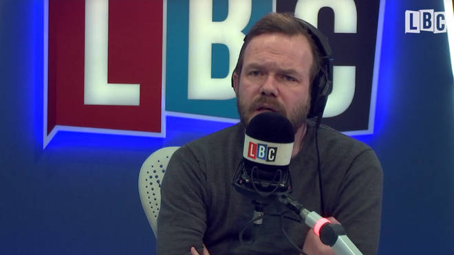 James O'Brien was shocked at the news