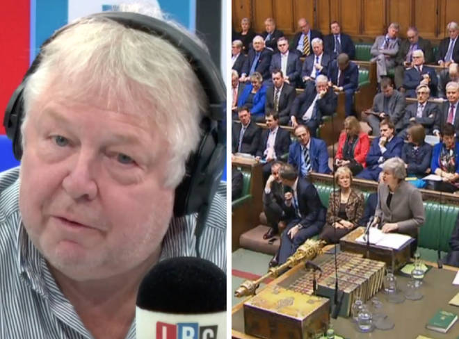 Nick Ferrari slammed MPs for taking 18 days off Xmas despite Brexit deadlock