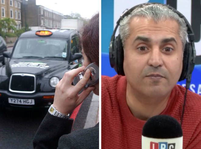 Maajid Nawaz won praise for his Brexit-taxi analogy on Tuesday