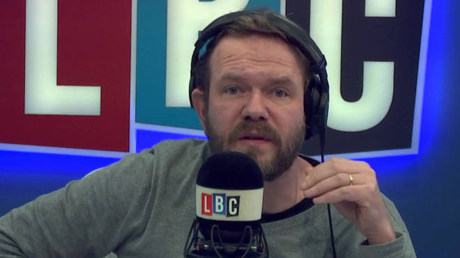 James O'Brien had a unique take on the sexual harassment story