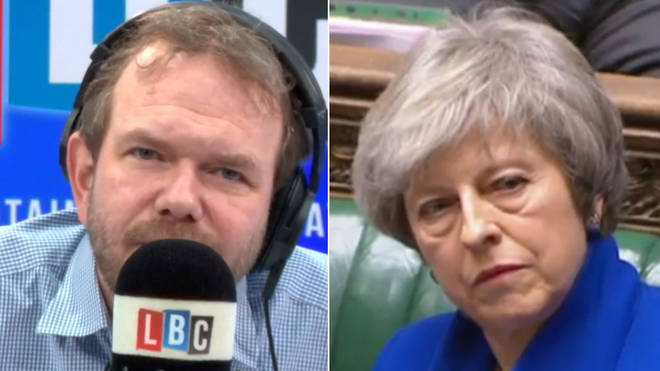 James O'Brien Theresa May