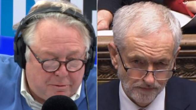 Nick Ferrari Jeremy Corbyn