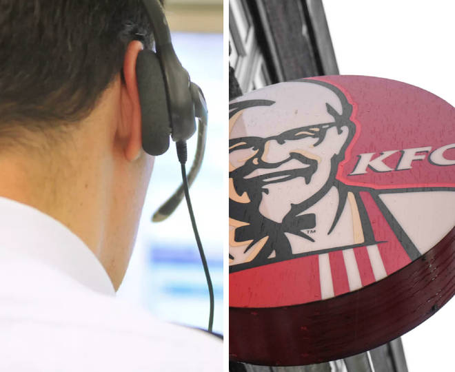 "One time-waster phoned 999 because ""KFC had run out of chicken"""