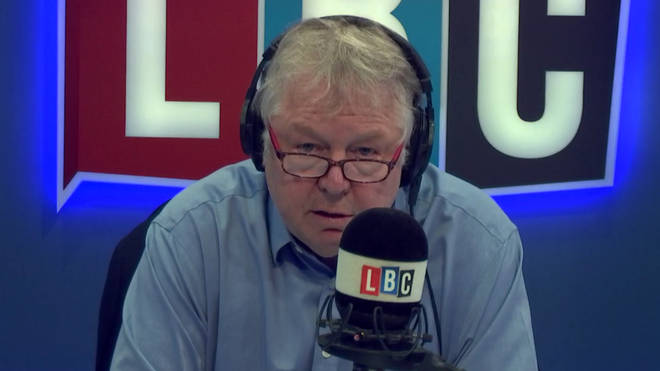 Nick Ferrari had a better idea to fund anti-terror policing