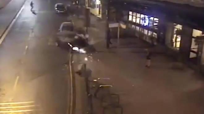 Dorset Bouncer Attack