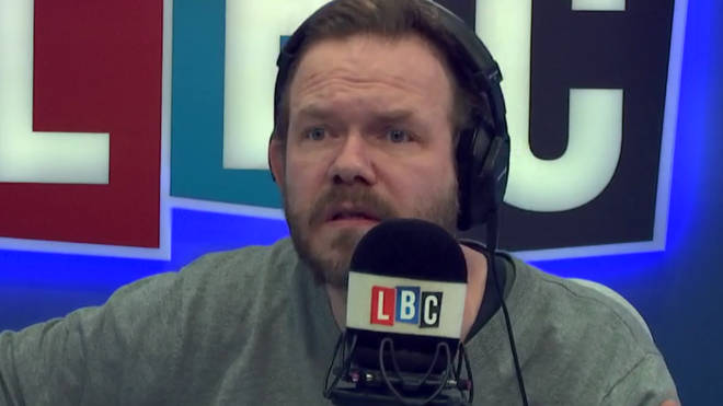 James O'Brien had a simple question for his listeners
