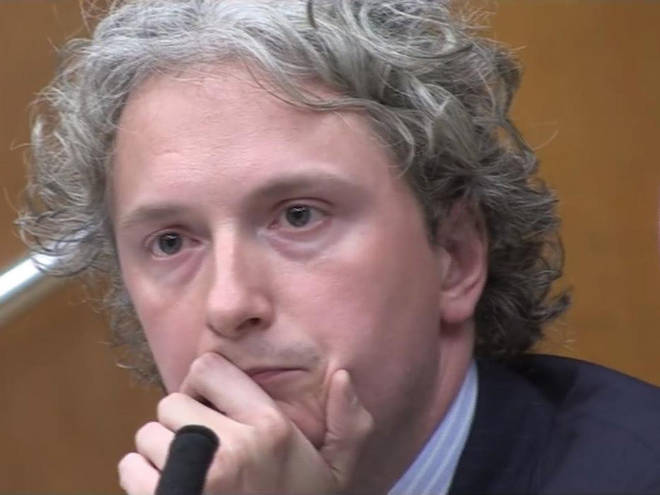 The Conservative councillor who managed the refurbishment of Grenfell Tower, Rock Feilding-Mellen, also quit following the fire Photo: RoughlerTV