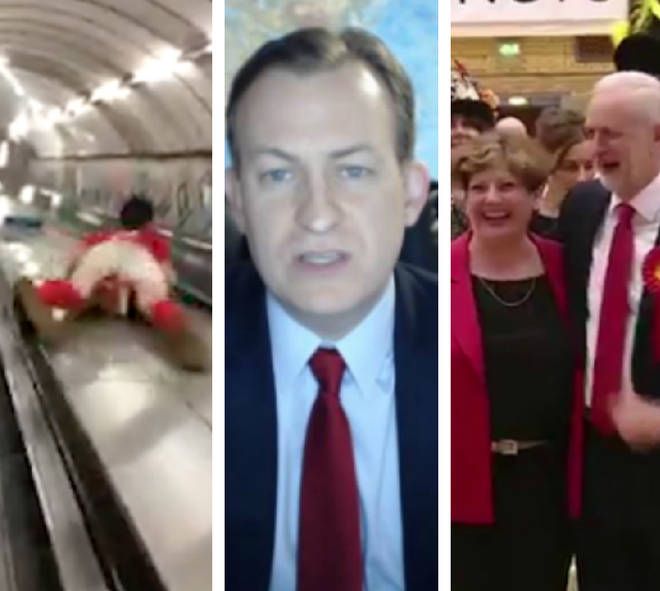 Funniest videos of 2017