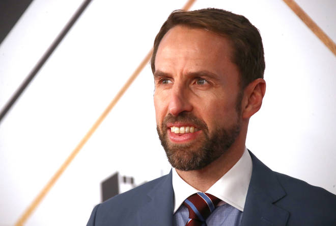 Gareth Southgate received an OBE in the New Year Honours
