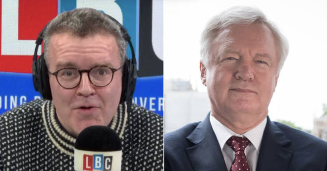Tom Watson and David Davis