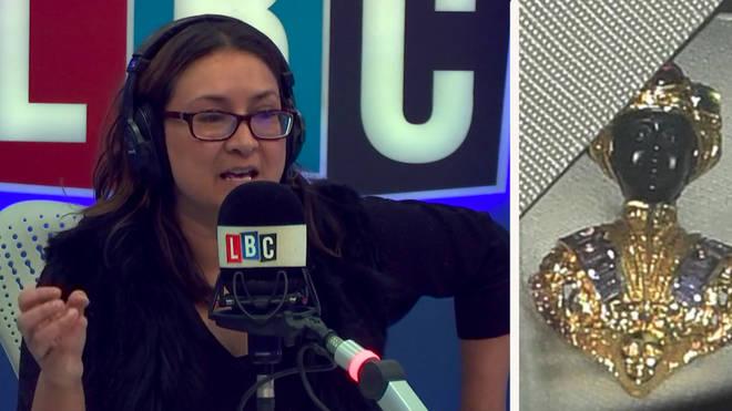 Ayesha Hazarika hammered Princess Michael of Kent's decision to wear a Blackamoor brooch