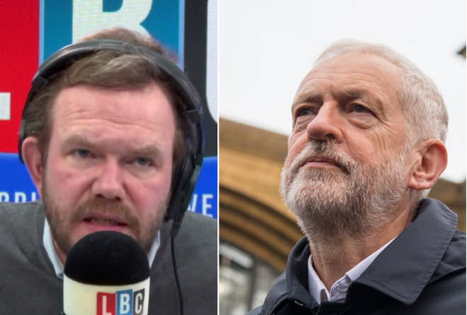James O'Brien agreed with this caller on Jeremy Corbyn
