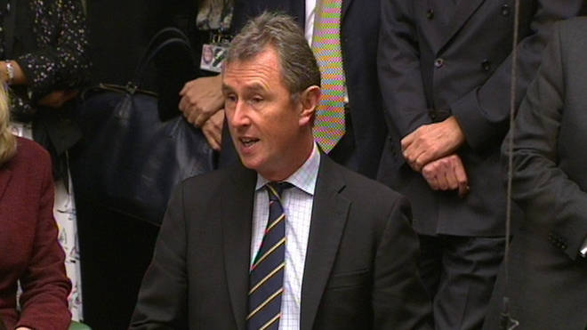 Conservative MP Nigel Evans Photo: PA