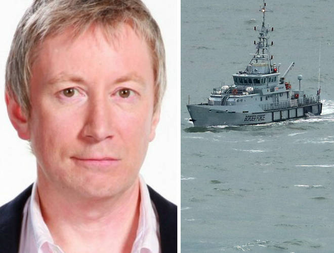 "Nick Abbot hung up on the caller who wanted the army to ""shoot"" migrants"