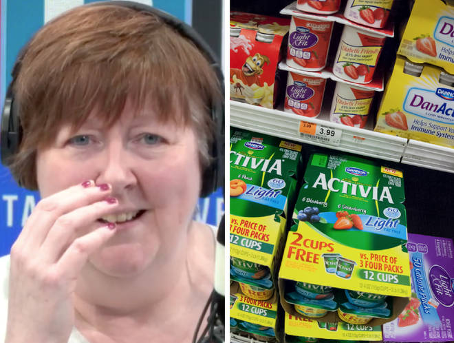 "The Brexit caller who claimed ""you can&squot;t buy British yogurt in supermarkets"""