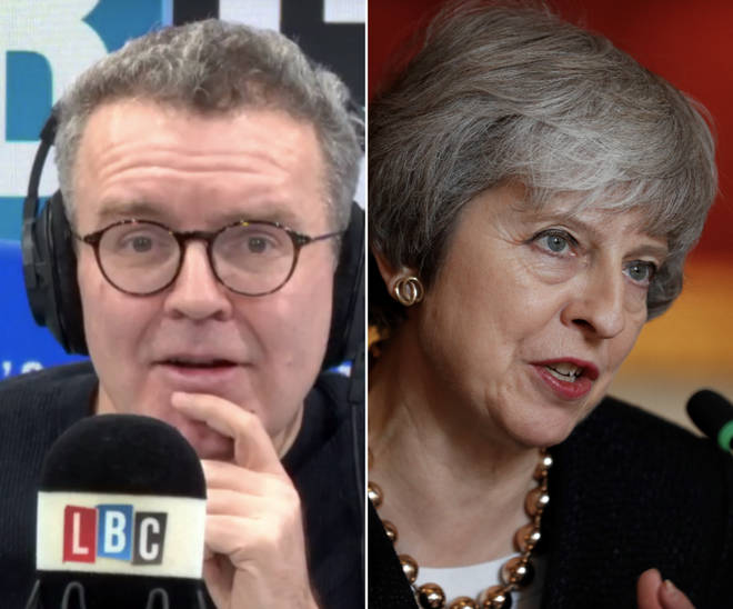 "Tom Watson says Theresa May is ""negligent"" for not having a plan B"