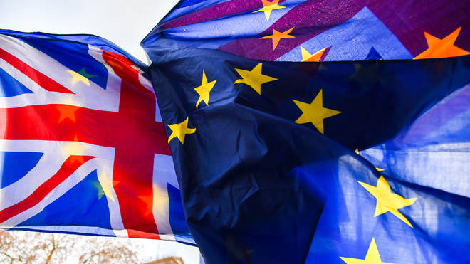 The UK is due to leave the EU on March 29th 2019