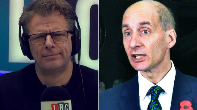 "Andrew Castle said Lord Adonis&squot; comments were ""ridiculous"""