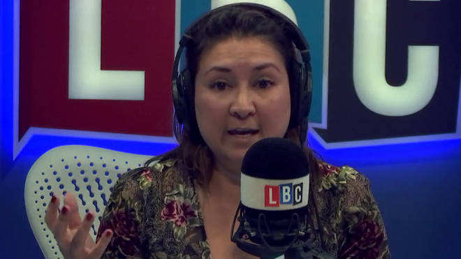 Ayesha Hazarika accused the government of privatising the NHS