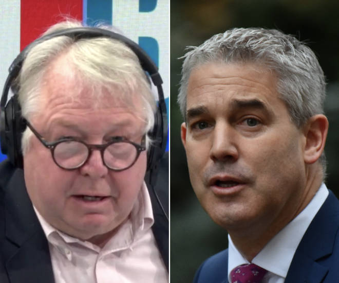 Nick Ferrari grills Brexit Secretary Stephen Barclay about the Brexit ferry contract