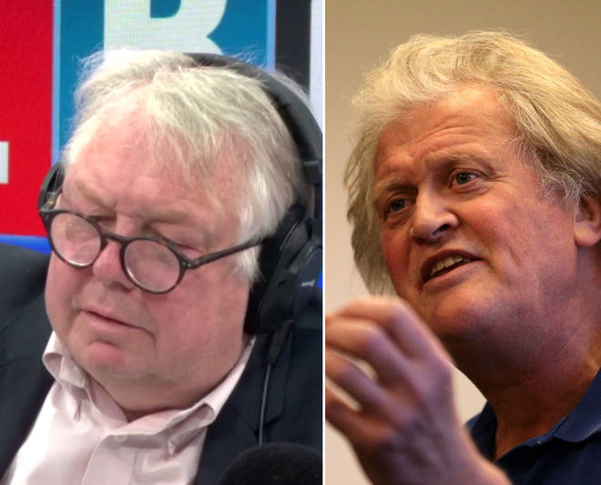 Nick Ferrari spoke to Wetherspoons boss Tim Martin