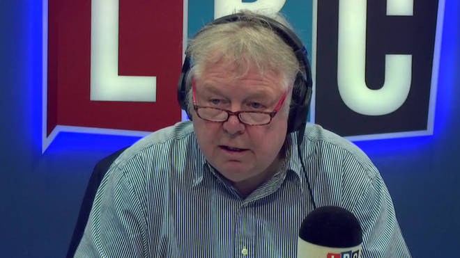 Nick Ferrari has a way to ease the NHS crisis
