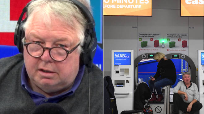 Nick Ferrari got this bizarre call from a conspiracy theorist