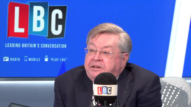 Ian McCafferty gave LBC his take on Wednesday morning