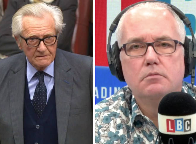 Lord Heseltine Says PM Should Resign If She Loses Brexit Vote